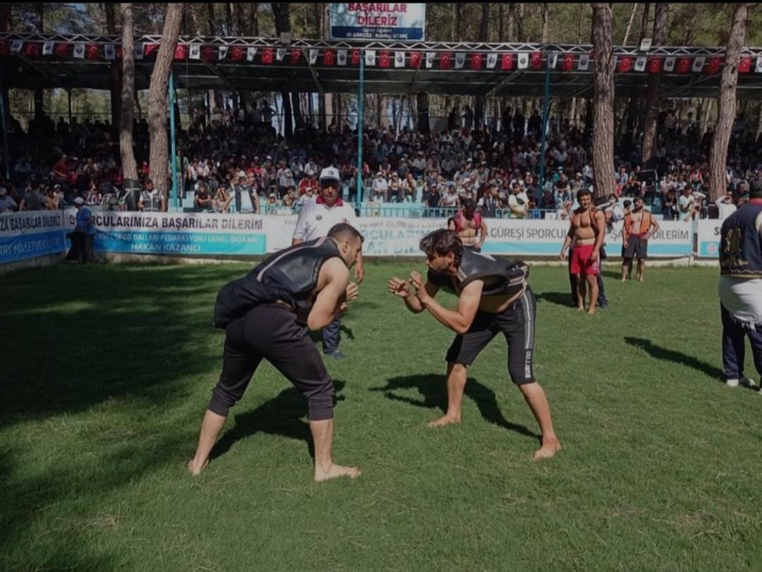 20. Geleneksel Aba Güreşleri Türkiye Şampiyonası