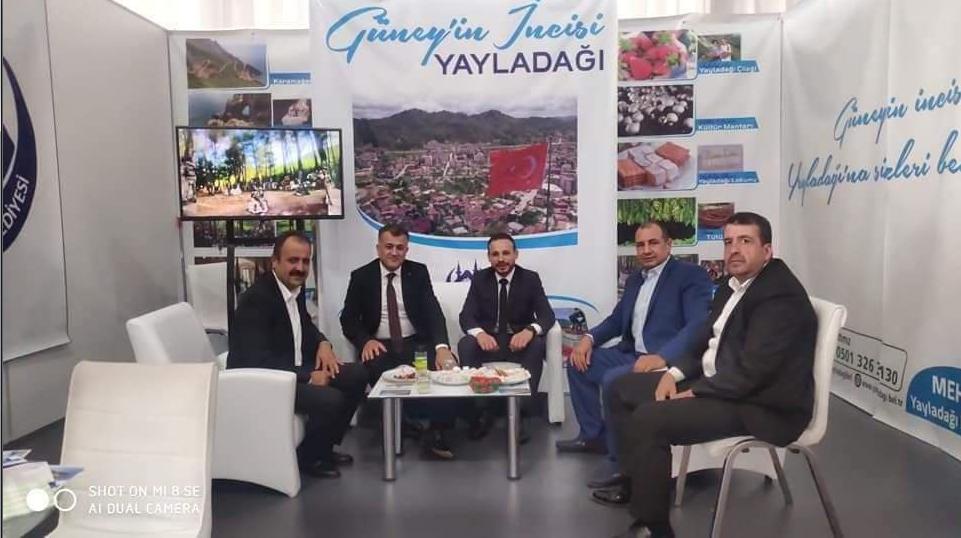 Belediye Standımız İstanbul'da Yapılan Hatay Günlerinde Yer Aldı
