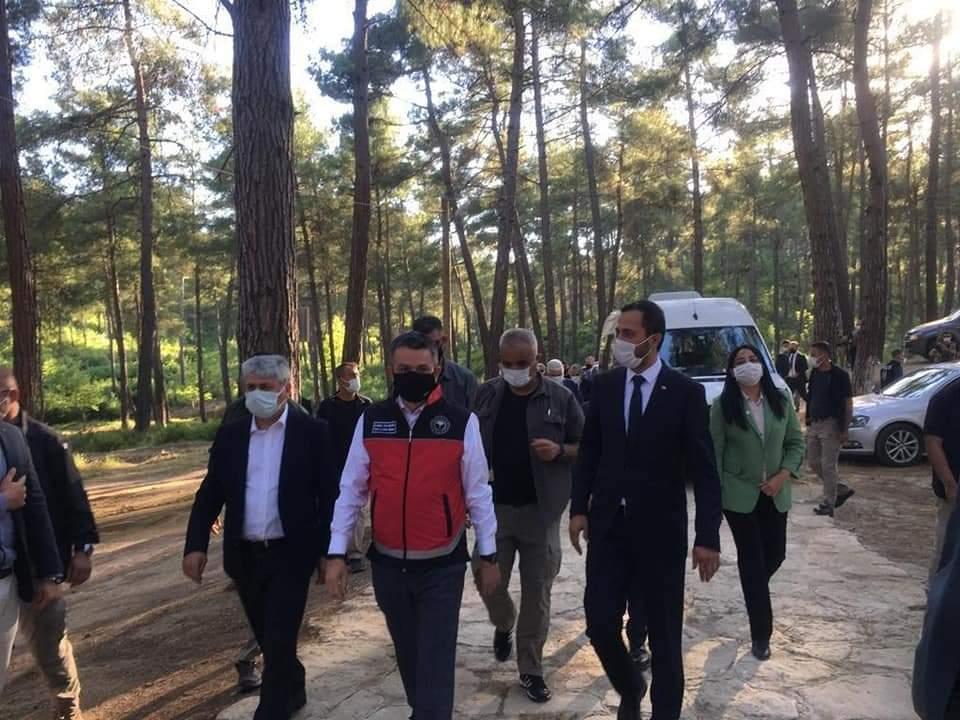 Tarım ve Orman Bakanımız Yayladağında