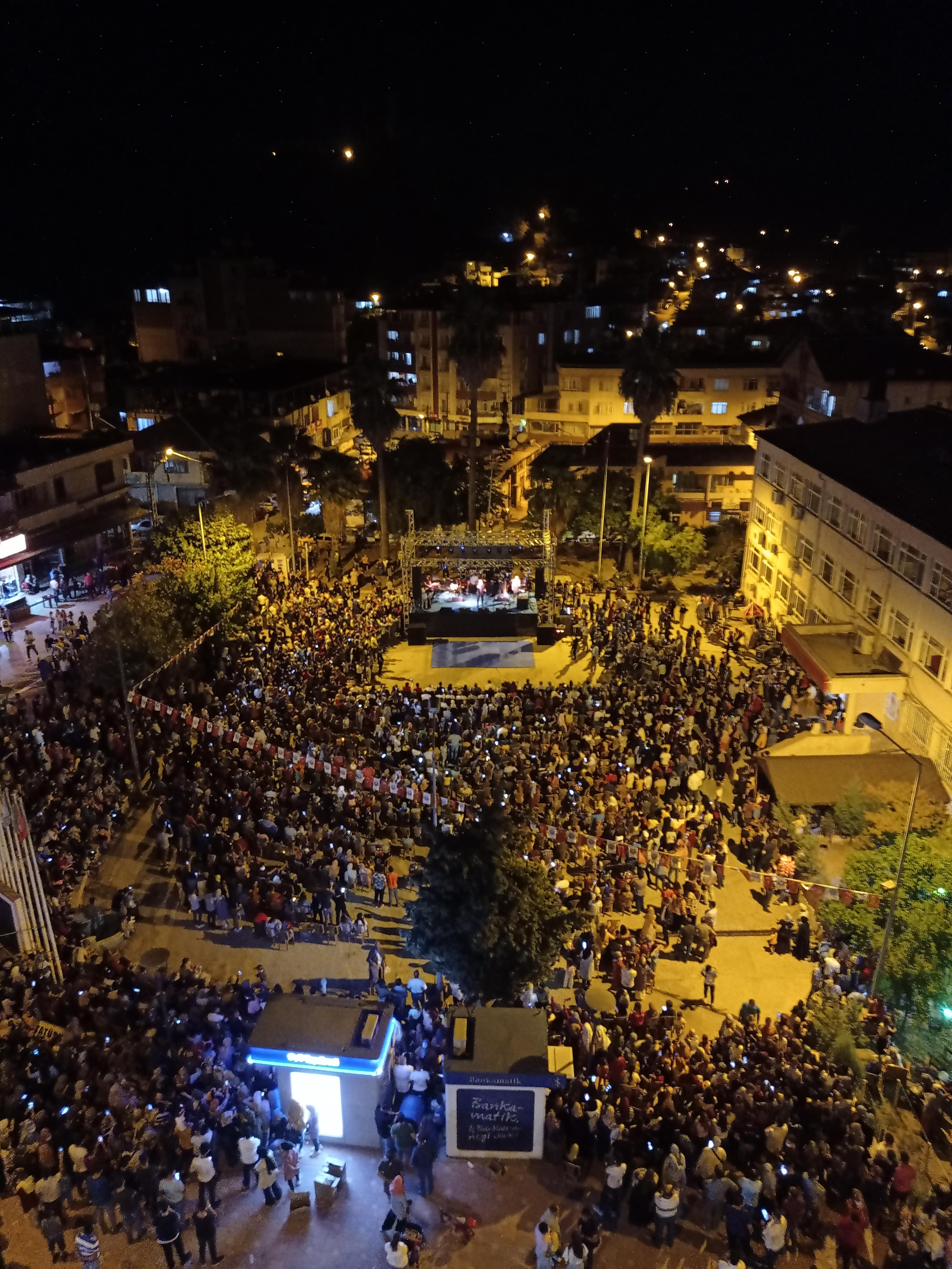 Yayladağı Çilek Festivali gerçekleştirildi